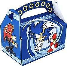 Sonic The Hedgehog Empty Favor Boxes