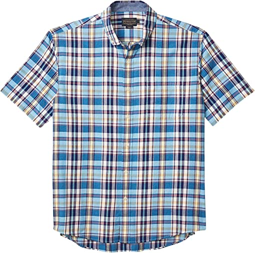 Blue Multi Plaid