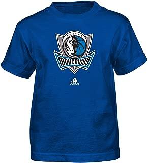 Outerstuff NBA Boys Full Primary Logo Short Sleeve Tee