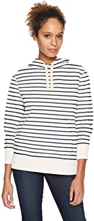 Amazon Essentials Women's French Terry Pullover Hoodie