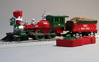 LIONEL DISNEY CHRISTMAS STEAM ENGINE & TENDER LIONCHIEF RC train