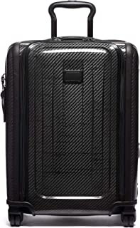 TUMI - Tegra Lite Max Continental Expandable 4 Wheeled Carry-On Luggage - 22 Inch Hardside Suitcase for Men and Women - Black/Graphite