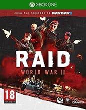 RAID II Guerra Mundial (Xbox One) sem região importada do Reino Unido
