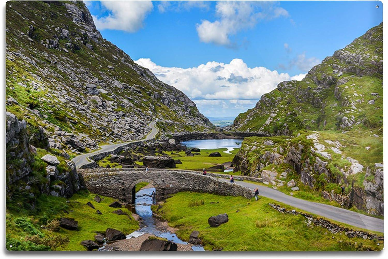 Washington Mall Lantern Press County Kerry Ireland Popularity Photography of Dunloe Gap