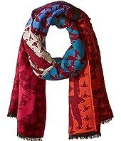 Vivienne Westwood - Stole 70cm x 200cm