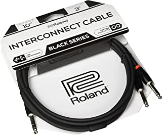 Roland 10ft Interconnect Cable, 1/4