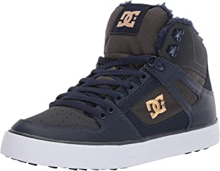 DC Men's Pure High-top Wc Wnt Winterized Skate Shoe