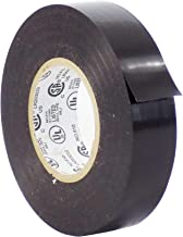 WOD EL-766AW Professional Grade General Purpose Black Electrical Tape UL/CSA listed core. Utility Vinyl Rubber Adhesive Electrical Tape: 3/4in. X 66ft. - Use At No More Than 600V & 176F (Pack of 1)