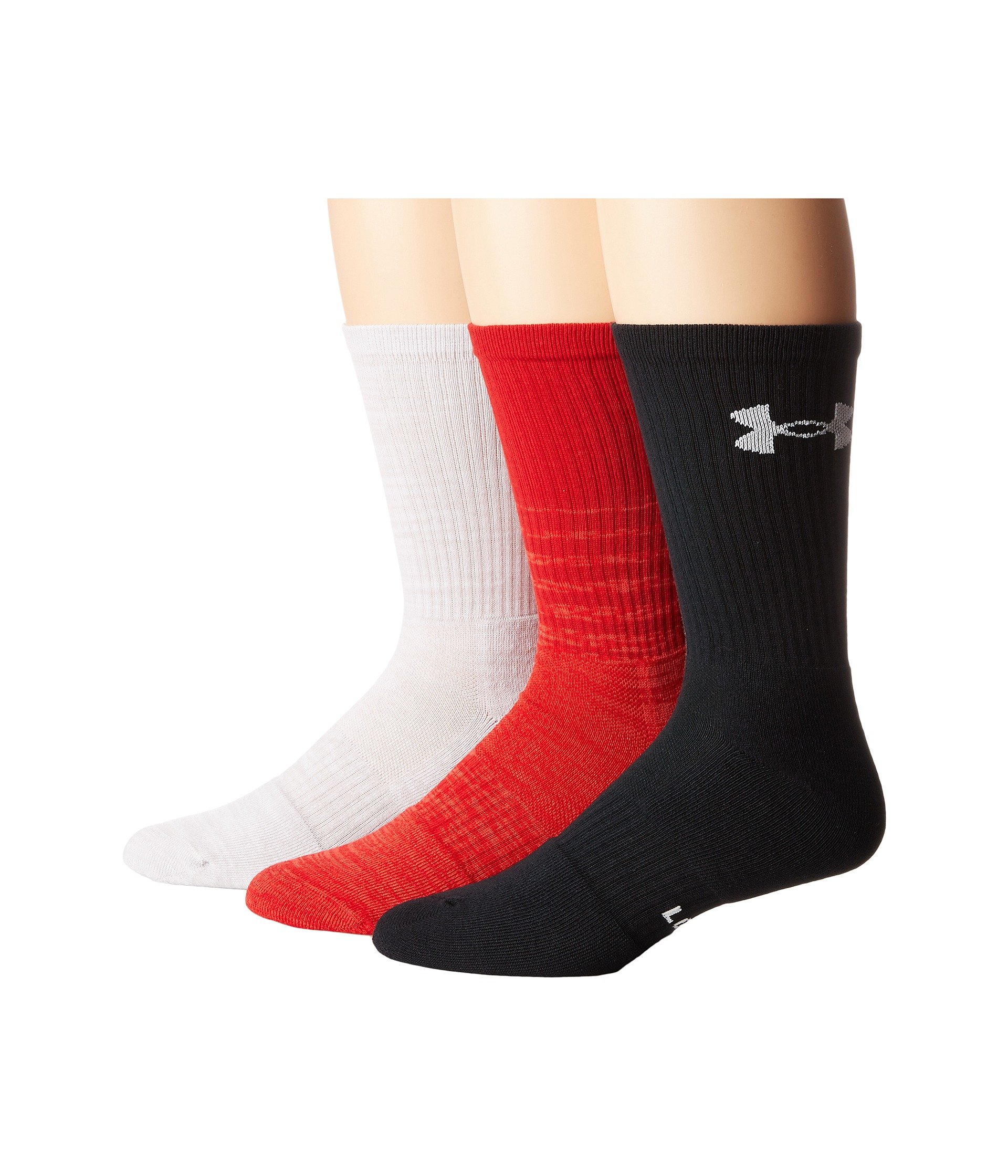 Under assorted Ua Armour Red Phenom Crew 3 Twisted pack 81U8r