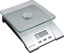 Farberware Professional Electronic Glass Kitchen and Food Scale, 11-Pound, SILVER - 5083276