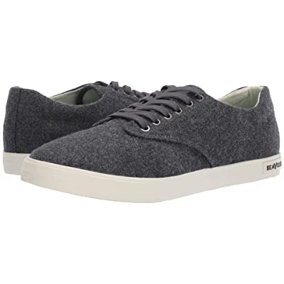 SeaVees Hermosa Plimsoll Grayers (Charcoal) Men