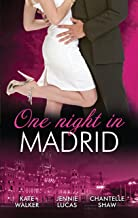 One Night In...Madrid - 3 Book Box Set, Volume 4 (Latin Lovers)