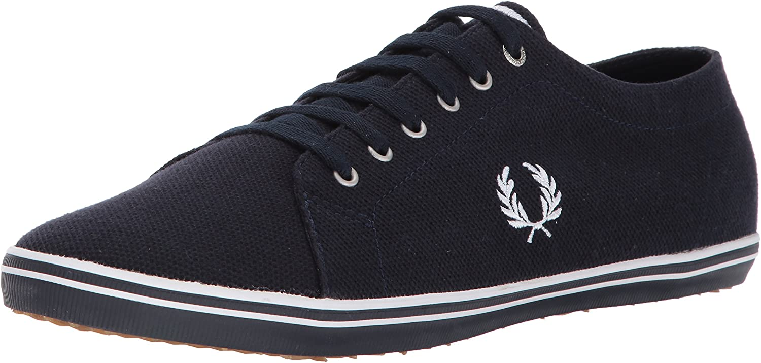 Fred Perry Unisex-Adult Kingston Pique Sneaker