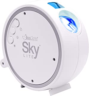 BlissLights Sky Lite – Laser Star Projector with LED Nebula Galaxy for Room Decor,..