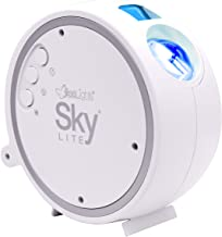 BlissLights Sky Lite - Star Projector w/LED Nebula Cloud for Game Rooms, Home Theatre, or Night Light Ambiance