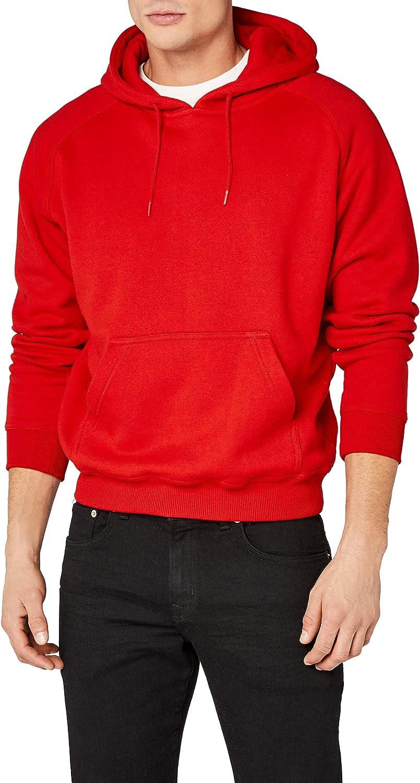 Urban Classics Blank Ranking TOP12 Color:red;Größe:5XL Free Shipping Cheap Bargain Gift Hoody