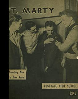 (Reprint) 1942 Yearbook: Rosedale High School, Kansas City, Kansas