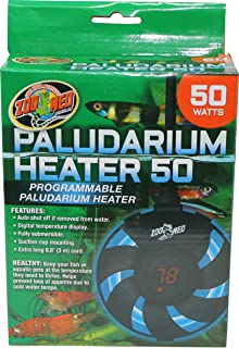 ZOO MED LABORATORIES INC Paludarium Heater 50W/15GAL