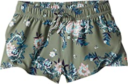 Roxy Kids - Sonora Beauty Boardshorts (Big Kids)