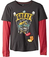 PEEK - Great Outdoors Long Sleeve Tee (Toddler/Little Kids/Big Kids)