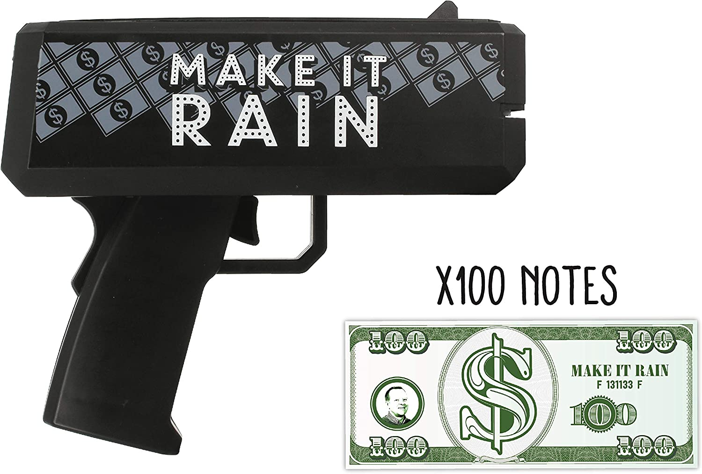 NPW Make It Rain Cash Blaster, Red