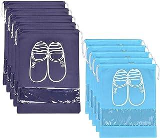 Portable Travel Shoe Bags Shoe Organizer Space Saving Storage Bags