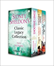 Sidney Sheldon Classic Legacy Collection, Volume 2: The Tides of Memory, Chasing Tomorrow, Reckless Paperback