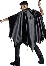 Rubie's Costume Co Men's DC Superheroes Deluxe Batman Cape