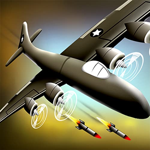 1940 Alpha Sky War : Retro Air Army Plane Fight - Gold