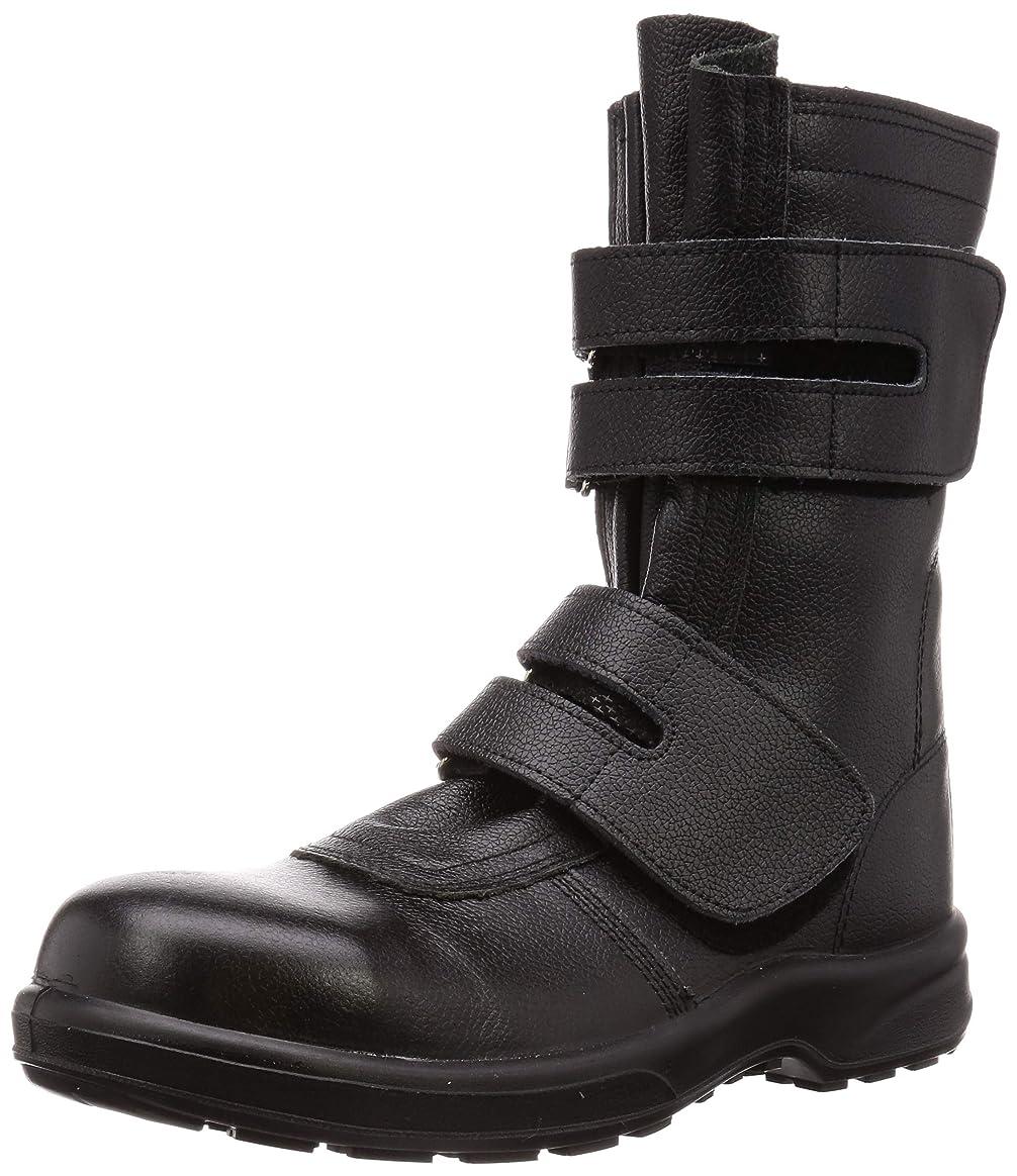 アラブ暗殺後世安全靴 JIS規格 マジックタイプ ウレタン2層底 樹脂先芯 KF1077マジック ウレタン2層底安全靴 メンズ