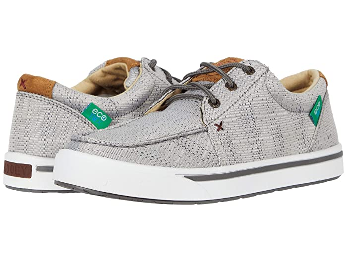 Twisted X  MHYC018 (Light Grey) Mens Shoes