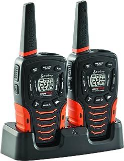 Cobra ACXT645 Walkie Talkies 35-Mile Two-Way Radios (Pair)