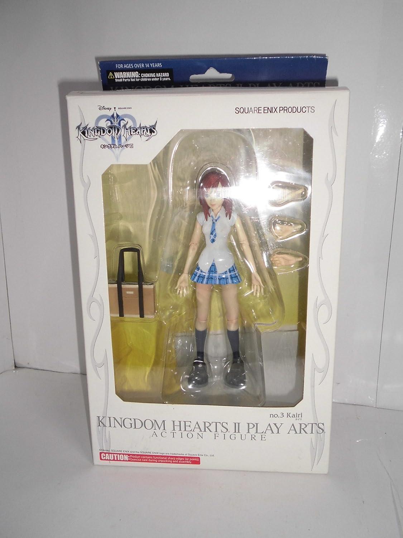 Kairi Figure Kingdom Hearts 2 Play Arts