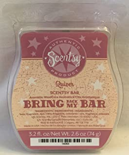 Scentsy Quiver Wax 3.2oz Warmer Bar Rare and Retired