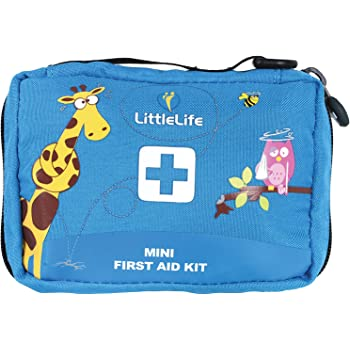 Littlelife Mini First Aid Kit Blue All