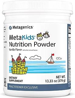 Metagenics MetaKids™ Nutrition Powder – Nutritional Support for Children's Health* | 14 Servings, Vanilla
