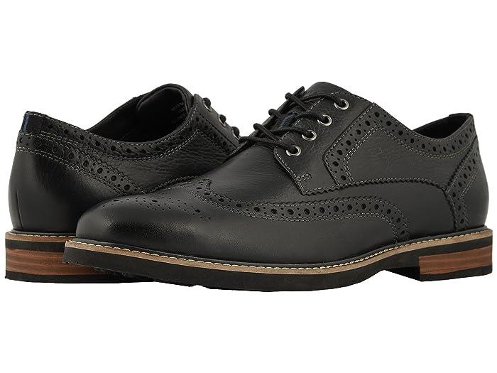 Dress Shoes Nunn Bush Men's   Decker Wing Tip Oxford