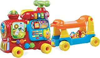 vtech alphabet train ride on toy