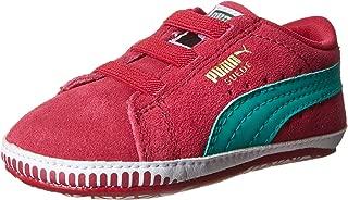 PUMA Suede Crib Shoe (Infant/Toddler)