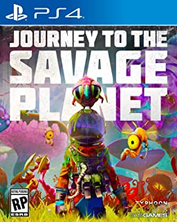 Journey to the Savage Planet (輸入版:北米) - PS4