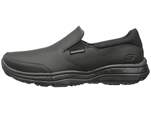 Glides SKECHERS Calculous Relaxed Black Fit xEpwvrHEW