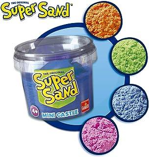 Goliath- Super Sand Mini Castillos - arena mágica, color (83312) , color/modelo surtido