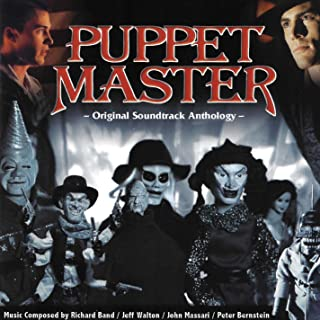 Puppet Master: The Soundtrack Collection Box