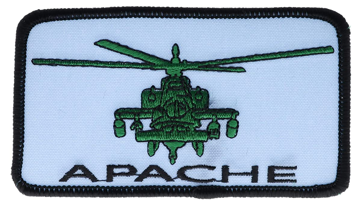 Apache Helicopter 4.25