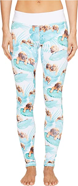 Fern Puppies Leggings