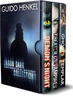 Jason Dark Supernatural Mystery Collection 1