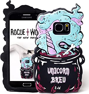 Cute Unicorn Brew iPhone 6 / 6s / 7/8 Case for Girls Kawaii 3D Protective Silicone Phone Cover Cases