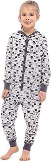 Merry Style Pijama Entero Una Pieza Ropa con Capucha de Cama Niña MS10-223