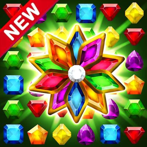 Secret Jungle Pop : Match 3 Jewels Puzzle (Jewel Effects)