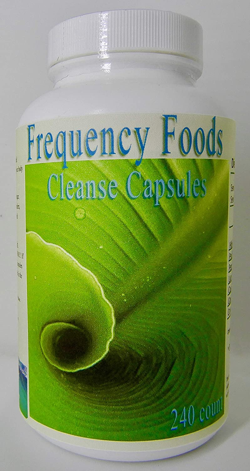Frequency Foods Cleanse for Cleansing The Cells safety Colon and Louisville-Jefferson County Mall 2 Caps